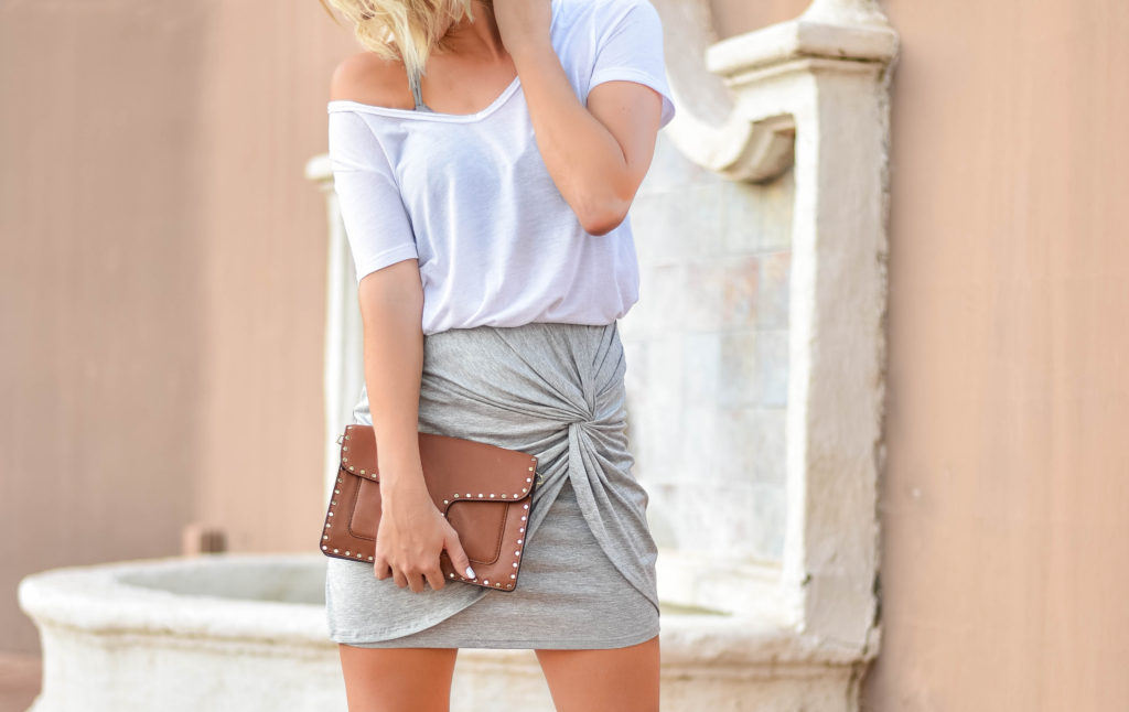 The Cutest Jersey Skirt graphic
