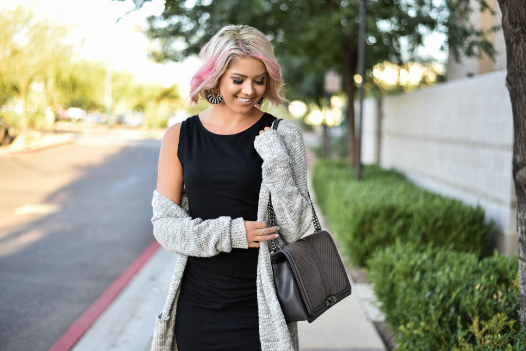 The Softest Cardigan For Under $30 graphic