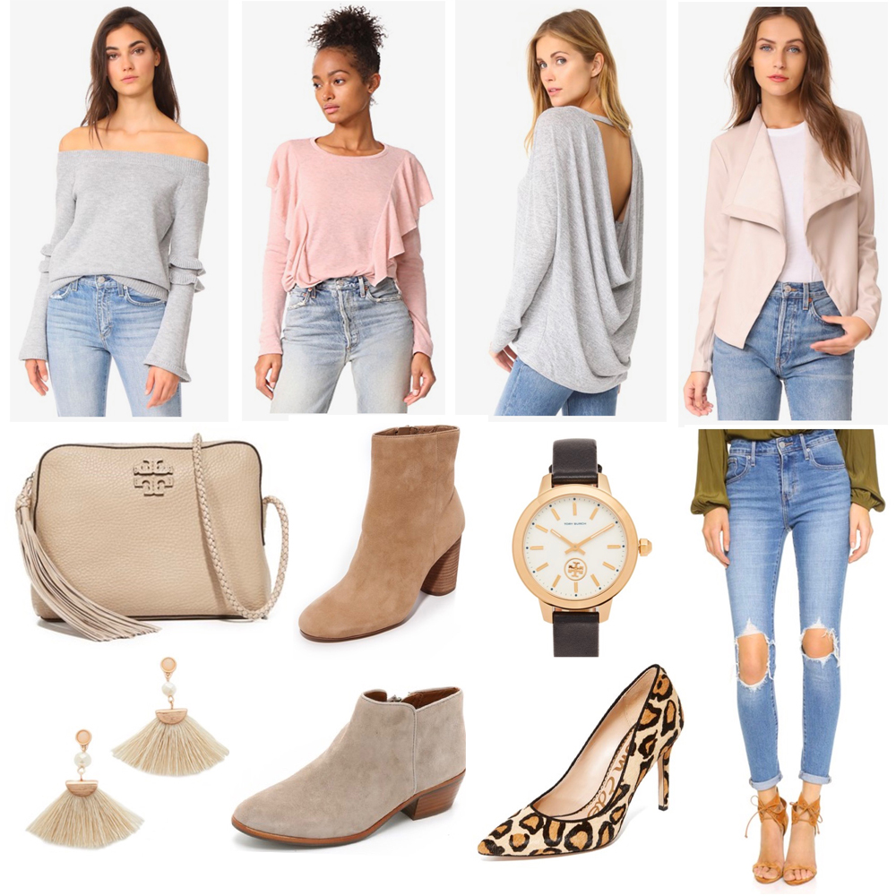 Neutral Cravings: ShopBop Sale Picks graphic