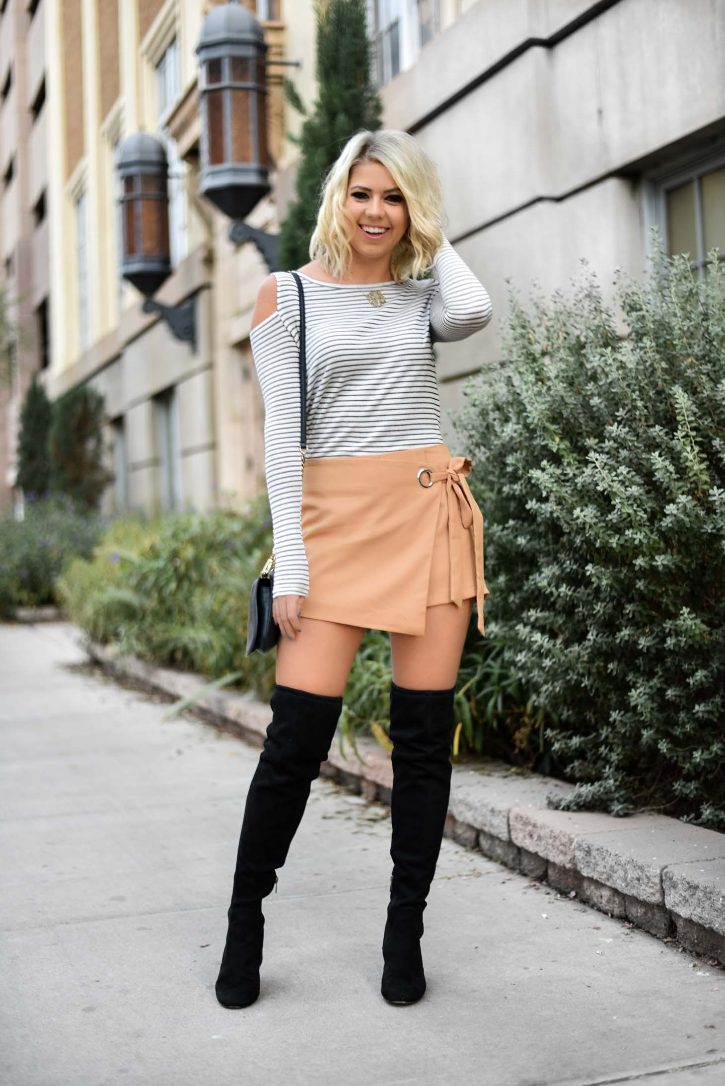 Erin Elizabeth of Wink and a Twirl Fall Style