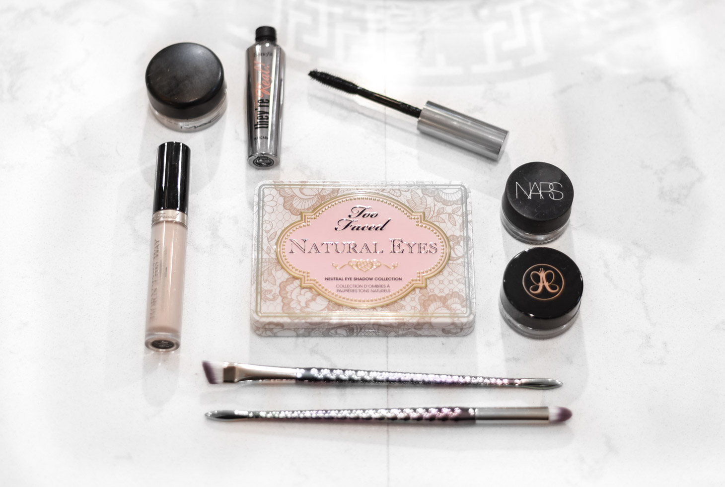Erin Elizabeth of Wink and a Twirl Makeup Routine