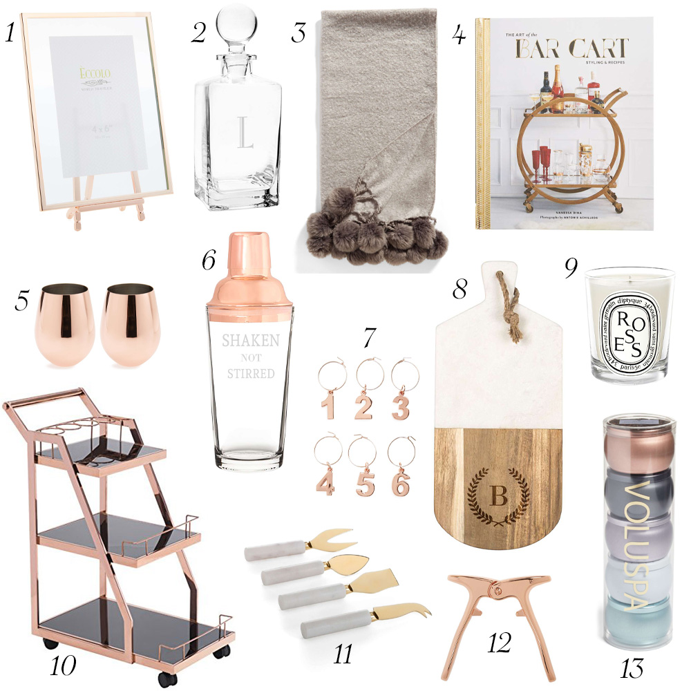 Hostess With the Mostest Gift Guide graphic