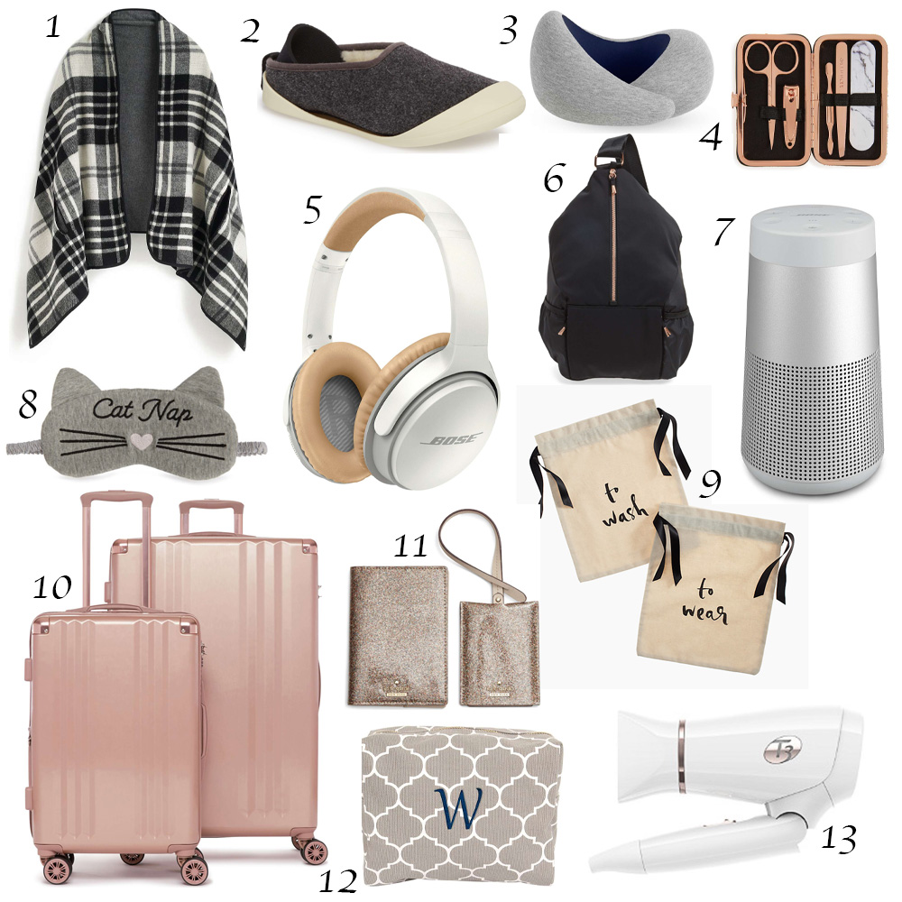 Jet Setter Gift Guide graphic