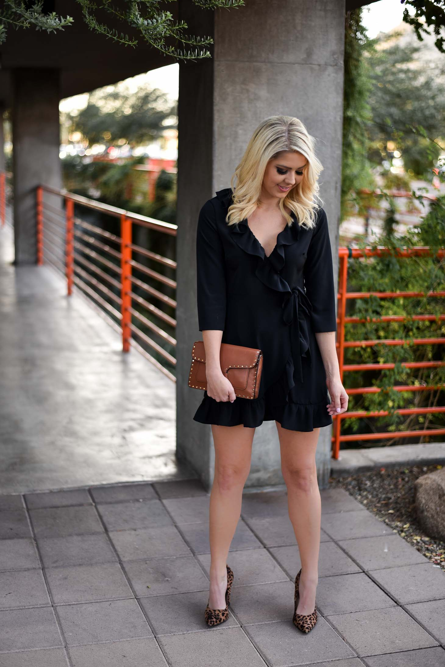 Erin Elizabeth of Wink and a Twirl in LBD