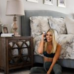 Erin Elizabeth of Wink and a Twirl Bedroom Decor and Faith Talk