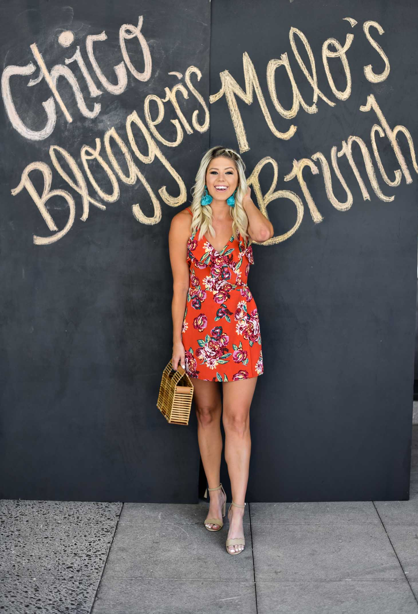 Erin Elizabeth of Wink and a Twirl shares her Blogger Brunch experience with Cityscape Phoenix and Cincomalo Mexican