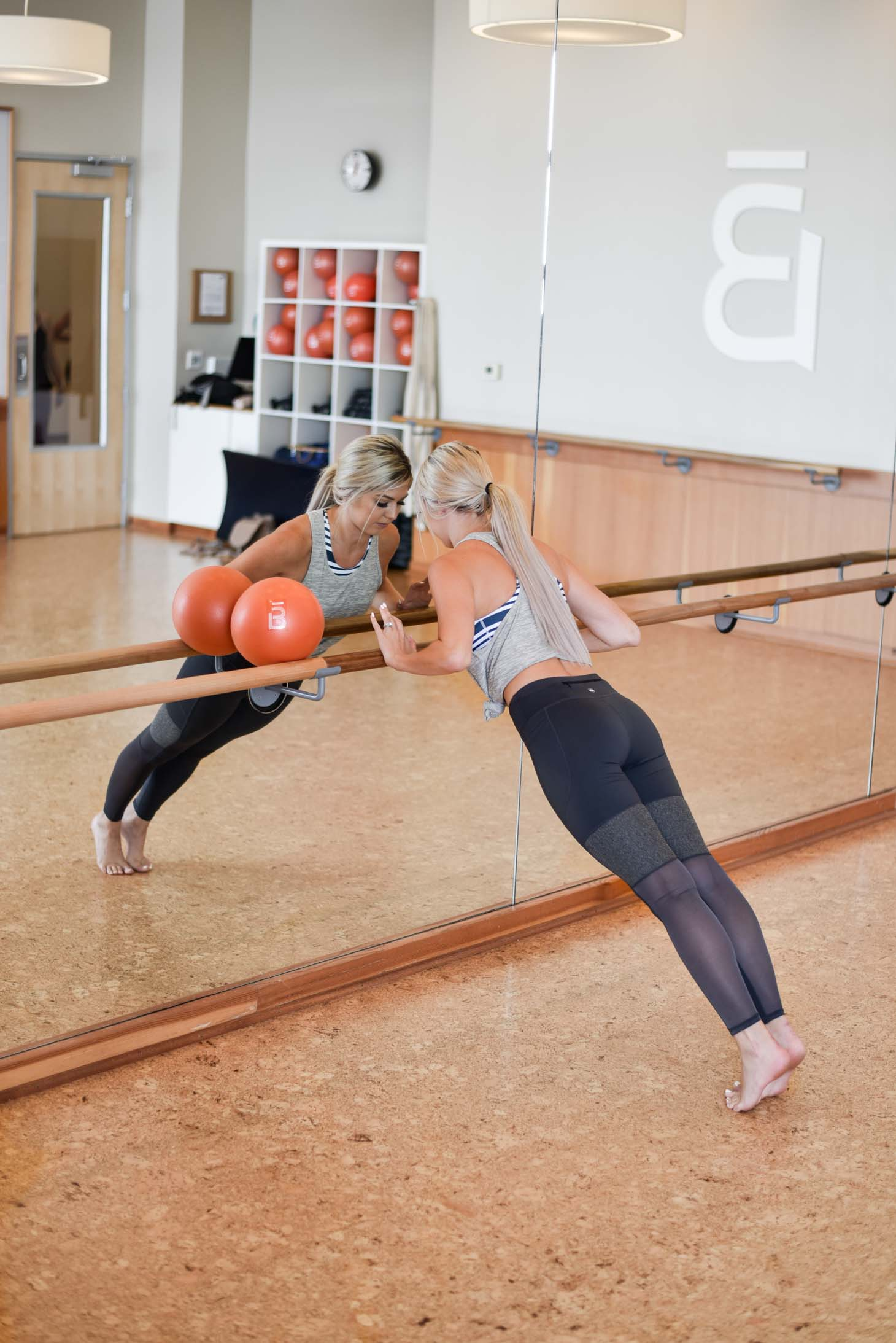 Erin Elizabeth of Wink and a Twirl shares her experience at Barre3 in Scottsdale, Arizona over the past month