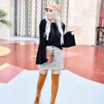 Erin Elizabeth of Wink and a Twirl shares the cutest fall outfit from Pink Lily Boutique