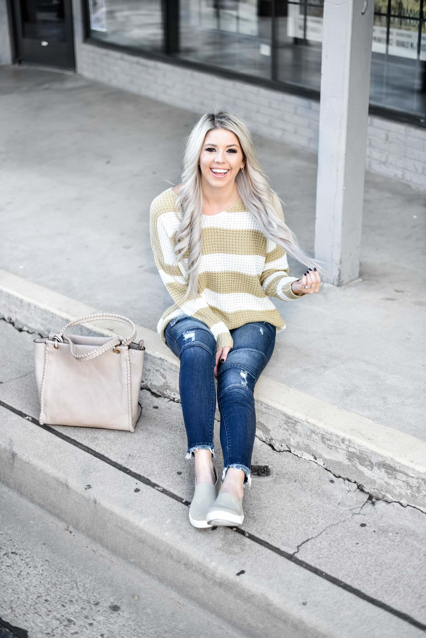 Erin Elizabeth of Wink and a Twirl shares a few of her favorite fall styles this week