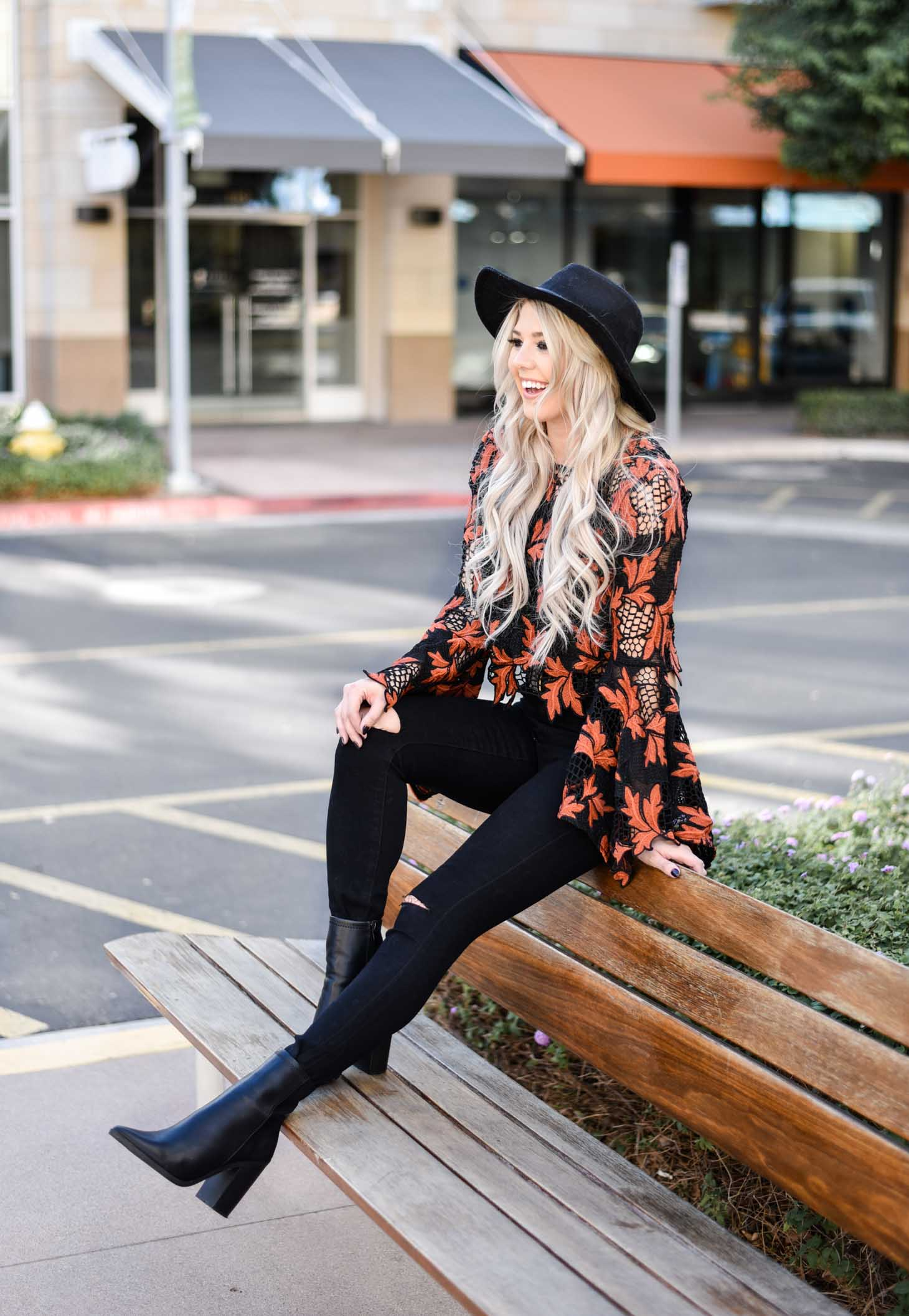 The Perfect Fall Top You Need from Lulus graphic