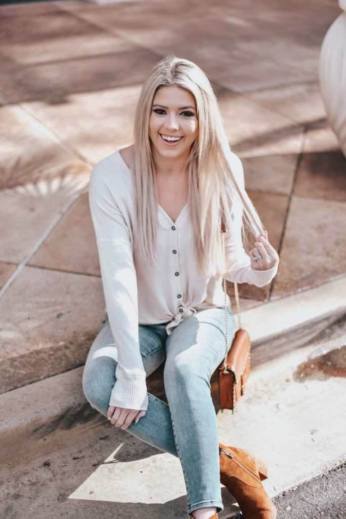 Erin Elizabeth of Wink and a Twirl shares her favorite looks from Abercrombie and Fitch