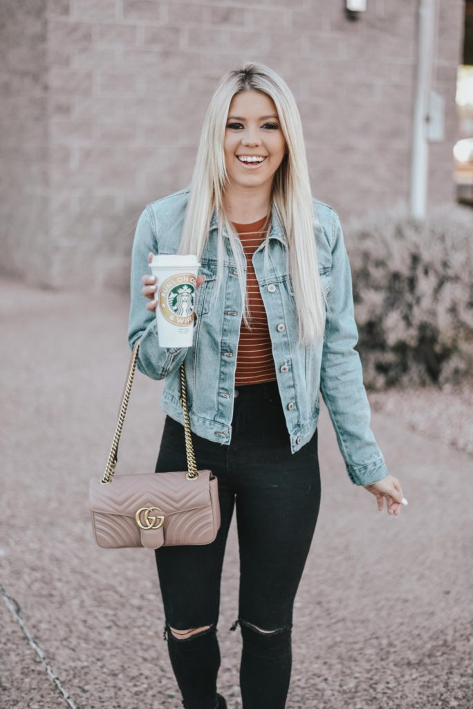 Erin Elizabeth of Wink and a Twirl shares the perfect gift for the girl that loves coffee!