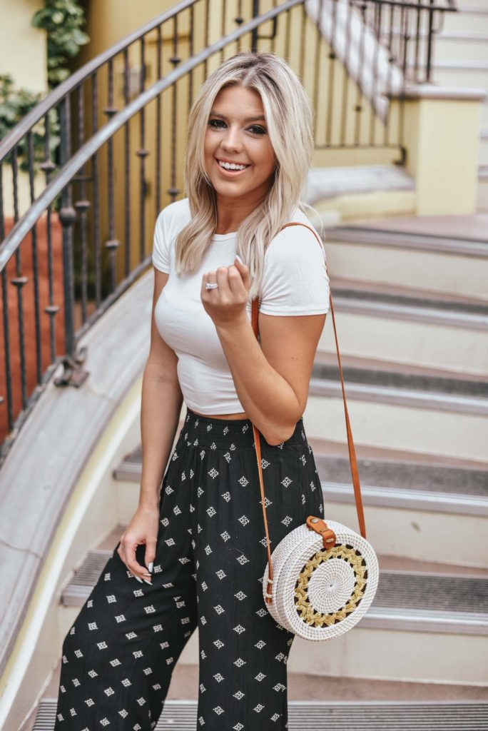 Erin Elizabeth of Wink and a Twirl shares the cutest resort wear look from Lulus