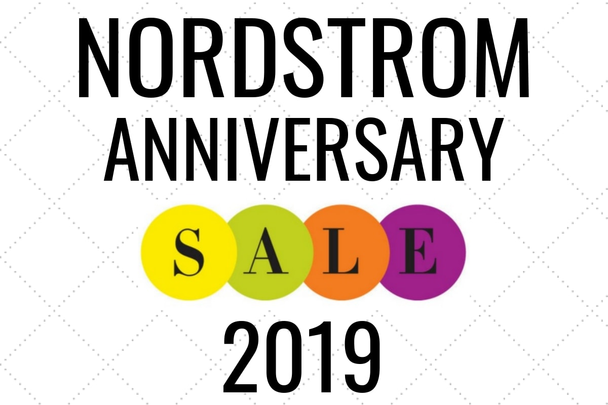 Nordstrom Anniversary Sale graphic